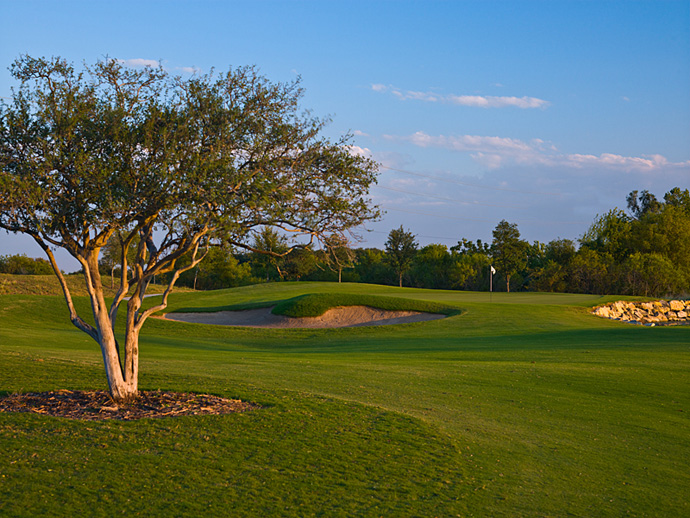 Hyatt Regency Hill Country Resort -- San Antonio                           A delightful 27-hole romp through an oak-studded acreage, this tranquil 1993 Arthur Hills design known as Hill Country Golf Club appeals equally to scratch swingers and once-a-month Joes. ($135-$145; 210-647-1234; hillcountry.hyatt.com)