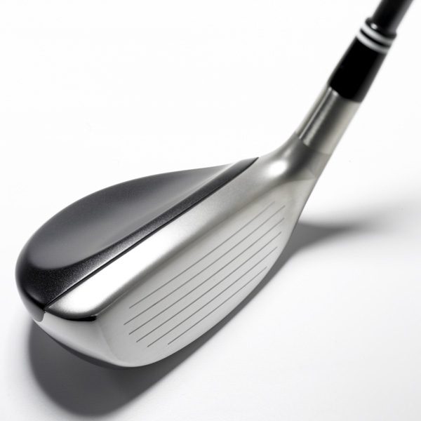 "Cleveland HiBore                       $159, steel; $179, graphite; clevelandgolf.com                       • Go to Equipment Finder profile to tell us what you think and see what other GOLF.com readers said about this club.                                              We tested: 1i (16°), 2i (19°), 3i (22°),                       4i (25°), 5i (28°) in HiBore Hybrid                       Silver graphite shaft                                              Company line: ""Our inverted crown                       design moves weight lower and deeper                       to help get the ball airborne. A square                       leading edge creates a larger face area,                       for greater playability in various                       turfconditions.""                                              Our Test Panel says: A great club, easy                       to hit consistently; the ball goes forever;                       head rips through rough; you can move                       it either way; crown design can be a                       distraction; like most hybrids, hard to                       tell if you hit it a little long or short.                                              Club is super accurate and gets the                       ball up quickly from any lie.—C.J. Bush, 17 Handicap"