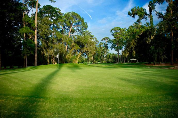 Hyde Park Golf Club -- Jacksonville                           hydeparkgolfclub.com, 904-786-5410, $24-$40