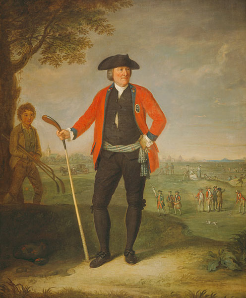 David Allan (Scottish, 1744-1796)                           William Inglis, c. 1712-1792. Surgeon and Captain of the Honourable                           1787                           Oil on Canvas
