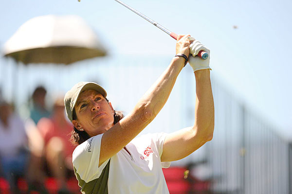 Juli Inkster                       Past Solheim Cup Teams: 1992, 1998, 2000, 2002, 2003, 2005, 2007 and 2009                       Overall Record: 15-10-6