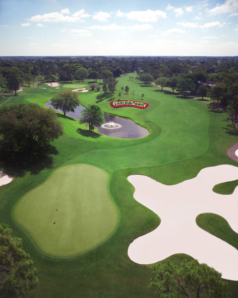 76. Innisbrook Resort (Copperhead)                        Palm Harbor, Fla. -- $140-$245, innisbrookgolfresort.com
