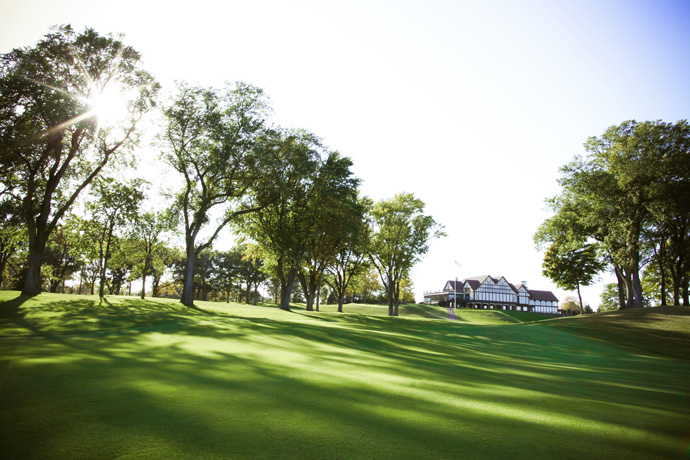 Interlachen C.C. -- Edina, Minn.                       It hosted the 2002 Solheim Cup and the 2008 U.S. Women's Open, but this great Donald Ross design has a healthy history with the men, too. Like the '93 Walker Cup, and the 1930 U.S. Open, which Bobby Jones won on his way to capturing the Grand Slam. The club was also set to stage the '42 Open, but that event was cancelled due to World War II.