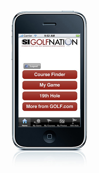 $99-$199, plus two-year AT&T contract                       With thousands of apps to choose from, the iPhone can do a wide array of tasks to make your next trip a little easier. The SI GolfNation app allows you to search for a course, track your stats and challenge your friends to a round.                        apple.com