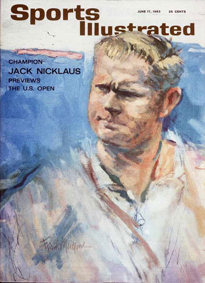 1963 U.S. Open Preview: Jack Nicklaus, June 17, 1963