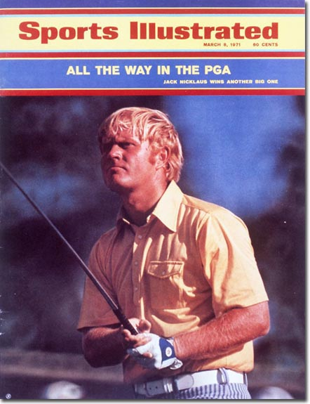 Nicklaus won his second Wanamaker trophy in 1971, edging Billy Casper. Read Article