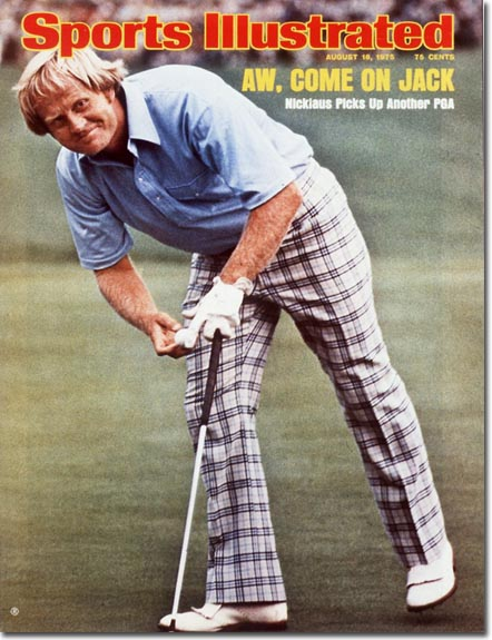 The Golden Bear won his fourth PGA Championship in 1975 at Firestone Country Club's South Course with a final score of four under, two shots clear of runner-up Bruce Crampton. Read Article