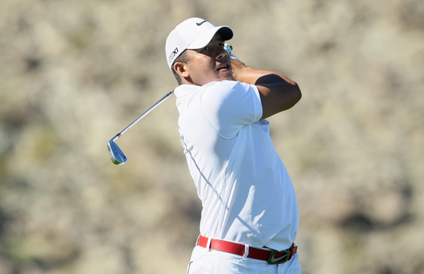 Jhonattan Vegas has hit 39 of 41 fairways through three rounds.