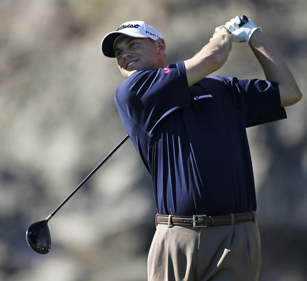 Bill Haas made seven birdies and a bogey for a 66.
