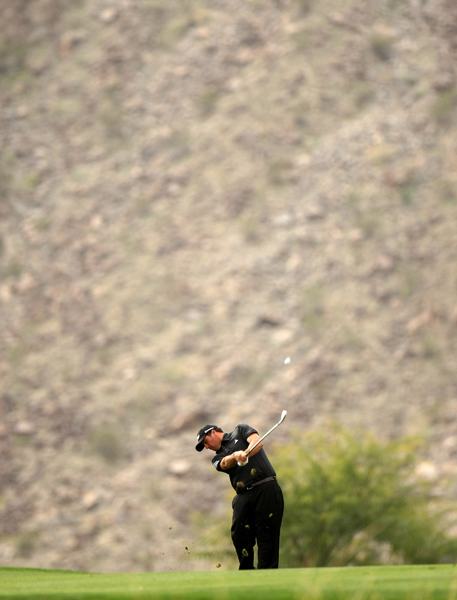 Third Round of the Bob Hope Classic                       Pat Perez continued his stellar play Friday, firing a 67 for a two-shot lead.