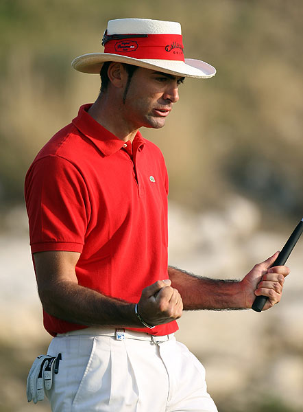 Final Round of the Qatar Masters                       Alvaro Quiros shot a 3-under 69 to win the Qatar Masters.