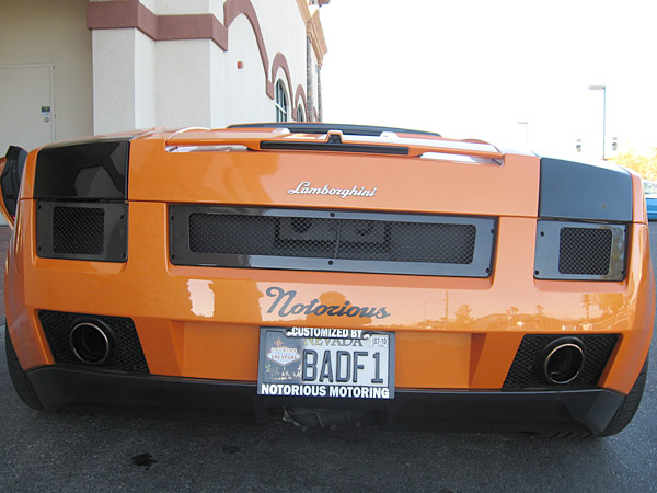 For more pictures of cars customized at Notorious Motoring, check out their website.