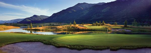 5. Best New Private Course                           Teton Village, Wyo.                           7,550 yards, par 72                           shootingstarjh.com                           Designer: Tom Fazio