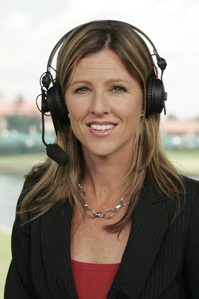 Kelly Tilghman: The Announcer Ferret                           The most underrated announcer in golf, Kelly does a better job than pretty much any man other than McCord, who is in fact, a woman. She works harder, prepares better, and is a damn sight better-looking than any other announcer in golf. Kelly is a tireless supporter of my Troops First Foundation, and her warmth and kindness have lift ed the spirits of countless wounded soldiers. Despite the negative press about her, I have yet to meet anyone who can tell me why they don't like her. Apparently they just don't, and I'm supposed to be okay with that, which I'm not. At all.