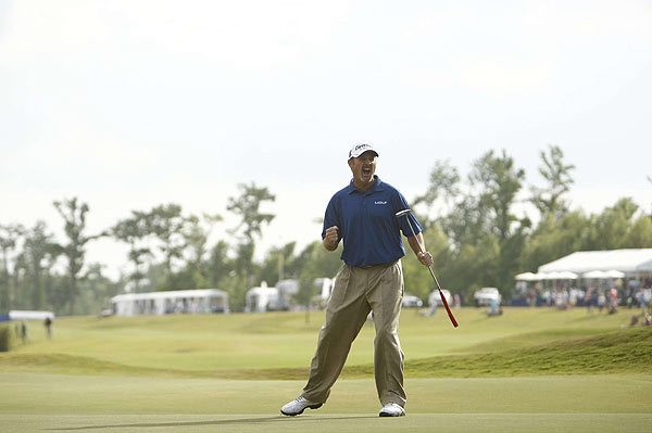 FedEx Cup Points: 220                       Playoff Results                       The Barclays: T52                         Deutsche Bank Championship: T11                        BMW Championship: T49