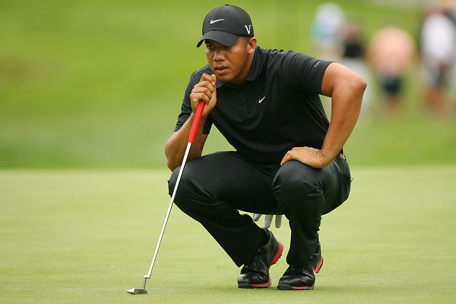 Jhonattan Vegas made seven birdies in the first round.