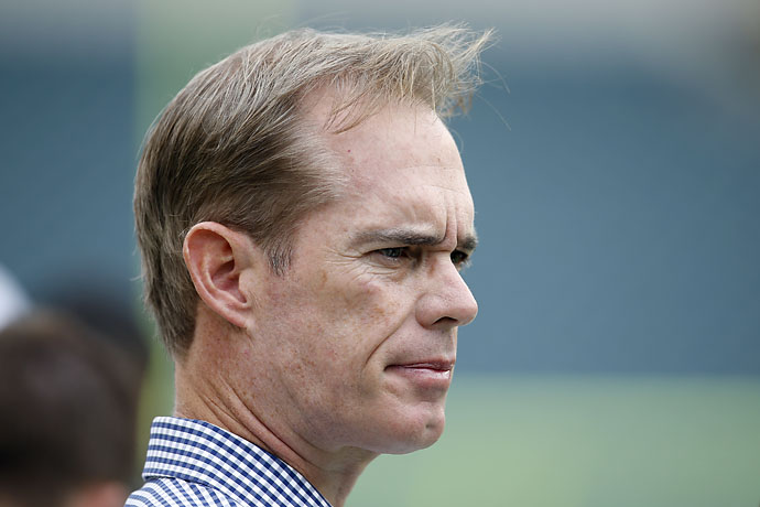 """""""Learning golf broadcasting is like learning Mandarin -- I've never done an event where you're not seeing all the action.""""                       --Fox Sports Joe Buck who will call Fox's broadcast of the 2015 U.S. Open with Greg Norman."""
