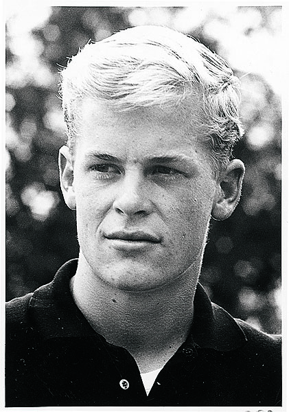 """Johnny Miller appeared in """"Faces in the Crowd"""" in Aug. 24, 1964, issue of Sports Illustrated."""