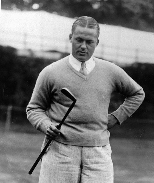 Jones couldn't play golf at Harvard                       Jones lusted for a Harvard varsity letter and eventually earned one -- as assistant manager of the golf team -- several months before winning his first U.S. Open. Jones was ineligible to play at Harvard because he had played at Georgia Tech.