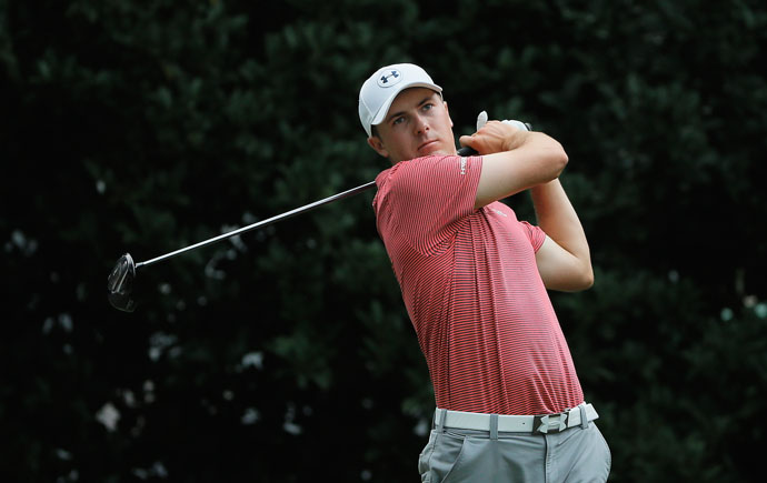 """Jordan Spieth, what he's doing, trumps what Tiger Woods was doing at 20 years of age.""                       --Brandel Chamblee on Jordan Spieth, who finished T4 at the Players."