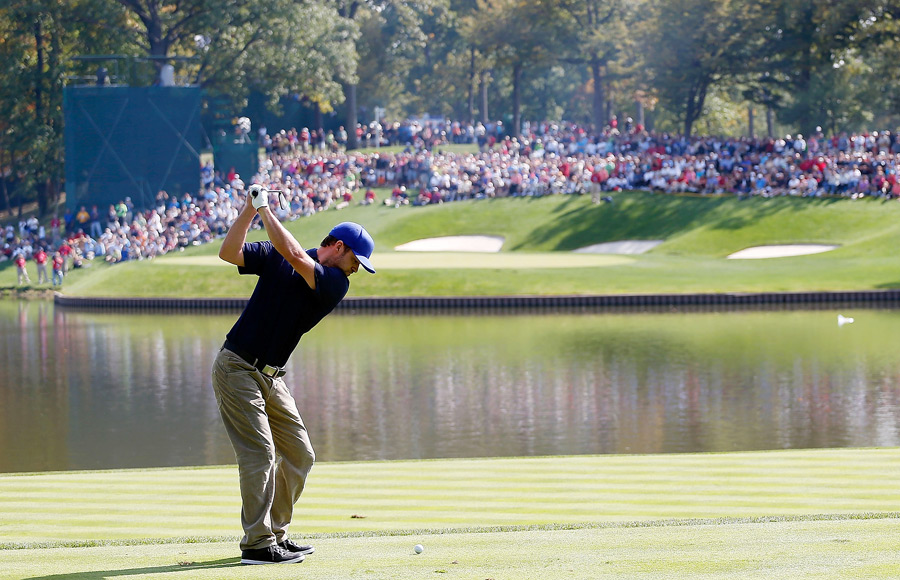 Ryder Cup 2012 Captains/Celebrity Scramble - Images | www ...