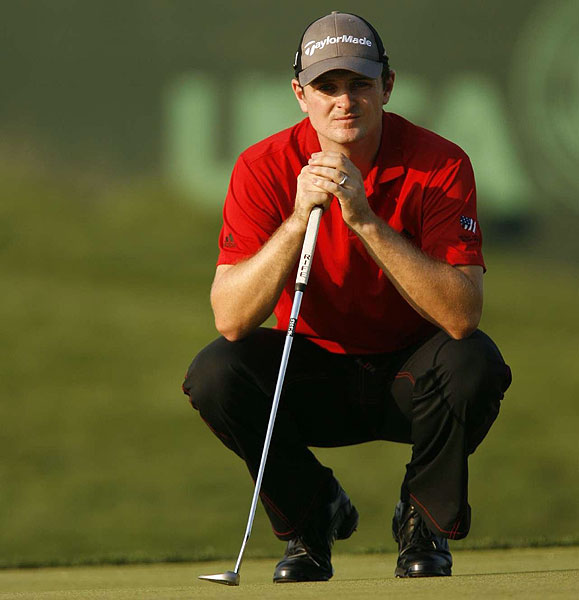 8. JUSTIN ROSE                                              WORLD RANK 21st                                              None of the rising                       stars is more ready                       to break out than Justin. He                       hasn't won yet in the U.S.,                       but put a major championship                       on his résumé and all of                       a sudden you'd realize that,                       wow, he's had a good career.                       Justin has five wins on three                       tours...  How ready is he?                       He was in the hunt on the                       weekend at the first two                       majors this year, tying for                       fi fth at the Masters and                       10th at Oakmont. Plus, he's fi fth in scoring average on the                       PGA Tour, and that requires consistently good play. He                       was runner-up at the European PGA and has fi ve top 10s                       in the U.S. He's had a lot of 36- and 54-hole leads in the                       U.S. without closing the deal, but he has gained a ton of                       experience... Justin's driver gets him in trouble at times,                       but he's a terrifi c putter, and putting wins majors.                                              LAST SHOT Justin is poised to become the best                       English golfer since Nick Faldo.
