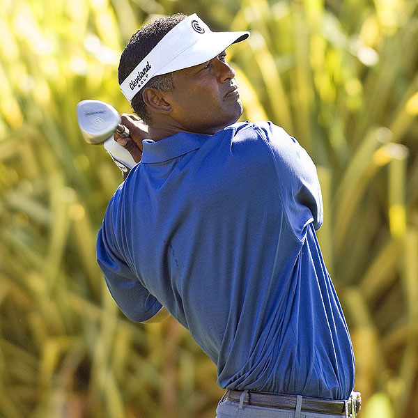 6. VIJAY SINGH                                              WORLD RANK 6th                                              Vijay's biggest weakness is that he wants to hit driver                       all the time. It's like the old Phil Mickelson took over                       Vijay's body. He has become the poster boy for bomb                       and gouge. That style of play works well in the Houston Opens                       of the world but not in majors. He makes bomb and gouge work                       by taking his wedges out of play every three weeks or so because                       he wants his grooves to be new and sharp so his approach shots                       grab out of the rough. After three weeks my wedges are just starting                       to feel as if they're getting broken in... Get this: Vijay has a                       32-degree wood in his bag                       that he picked up at a Second                       Swing store. I'm not                       kidding — he bought three                       of those heads for $16. So                       he put a $100 shaft in a                       $5 head and hits it out of                       the rough from 160 or 170                       yards. It's like a 12-wood,                       and it's the modern equivalent                       of the old wooden Ginty                       fairway wood.                                              LAST SHOT Vijay's madbomber                       approach isn't the                       way to go at the British.                       He should play to his real                       strength — his iron game.