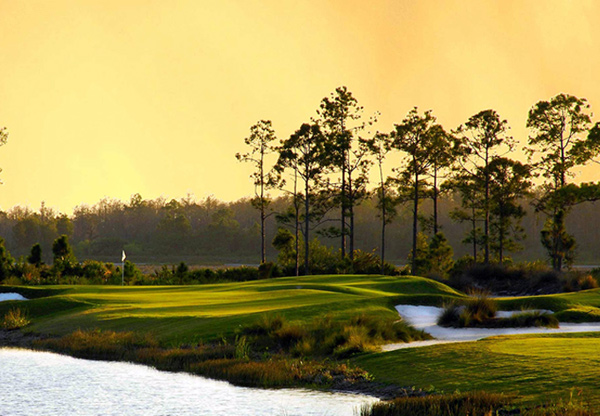 Estero, Fla.                       Green fees: $75-$225                       239-949-4700, oldcorkscrew.com
