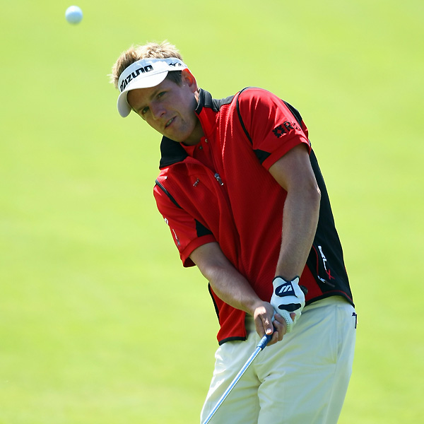 Luke Donald tied for 10th at the Masters, but missed the cut at the U.S. Open.