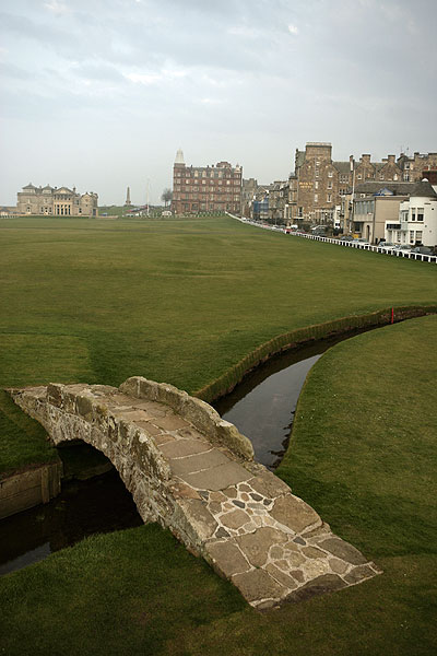 St. Andrews (Old Course)                           St. Andrews, Scotland, #4 World