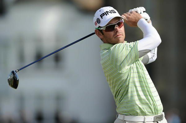 Oosthuizen didn't back down from the challenge of leading a major. He shot a 3-under 69 on Saturday.