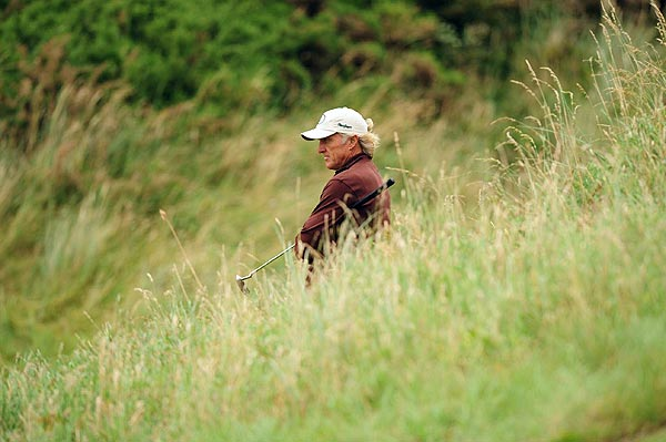 He has won the British Open twice, in 1993 and 1986.