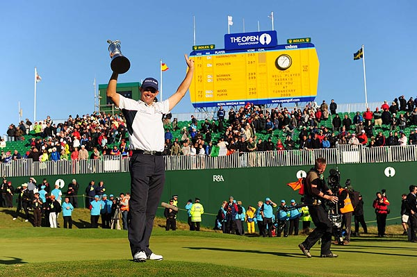 Best From the British                           Here are our favorite shots from Royal Birkdale taken by SI's photographers: Robert Beck, John Biever and Bob Martin.                           Padraig Harrington won his second-straight Claret Jug by four strokes over Ian Poulter.
