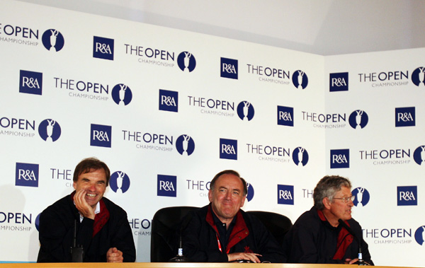 7. The R&A                           The blazers from St. Andrews put on another stunning British Open that should make the committees at the U.S Open and the Masters take notice. Carnoustie was the star of the show, tough but fair and yielding just the right number of birdies. But the R&A wasn't perfect, as their members still managed to look like bumbling dinosaurs after one Dodo was sent home for telling racist jokes at a pretournament dinner hosted by the media. Then one of the group's officials failed to lift TV cables lighter than Victoria Beckham, which allowed Tiger Woods an easy drop. Way to go, chaps.