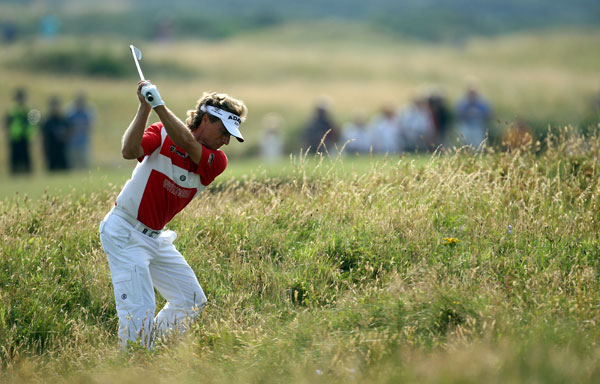 Bernhard Langer shot an even-par 71.