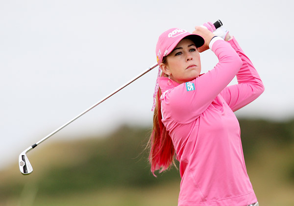 Paula Creamer                       Past Solheim Cup Teams: 2005, 2007 and 2009                       Overall Record: 8-2-4