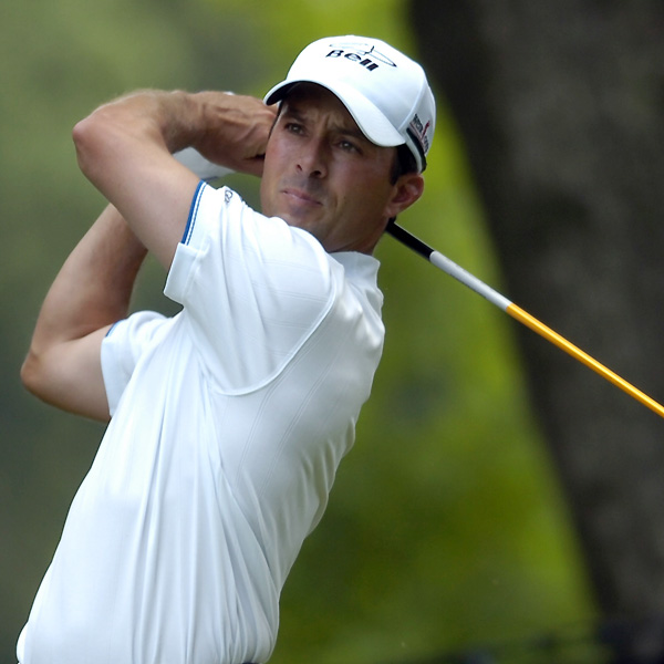 "Mike Weir made an eagle on 16 to shoot a three-under 67. ""Of the seven tournaments I've won on Tour, I think six of them have been from behind,"" Weir said. ""I've done it with that strategy, just playing my game and hopefully going out there and playing a good, solid round and see what happens."""