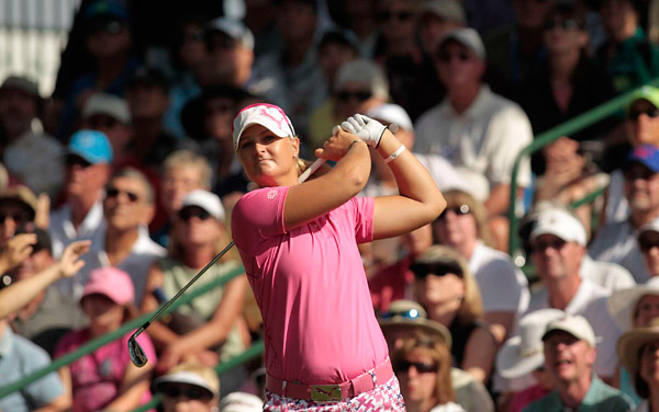 Anna Nordqvist                       Past Solheim Cup Teams: 2009                       Overall Record: 2-2-0