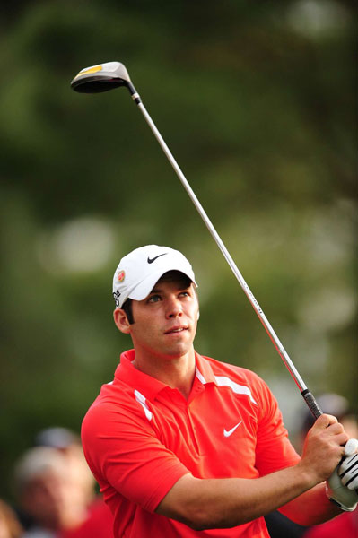 "What Tour Pros Think About ... Post-round drinks, golf resorts and how to hit more greens                                                                                 Paul Casey                           Hero stuff: Eight wins on the European Tour                                                      What's the key to hitting more greens in regulation?                           Distance control. Amateurs don't know how far the ball goes with every club and miss short or long, while pros miss left or right.                                                      What beverage do you drink following a round?                           Usually just water, or maybe a sports drink like Amino Vital or a protein drink. Really anything that picks me up.                                                      What's your favorite golf resort?                           Turnberry, where the Open's going next year. I love the golf course. And the hotel's pucker. You don't know ""pucker""? ""Pucker"" is like ""sweet."""