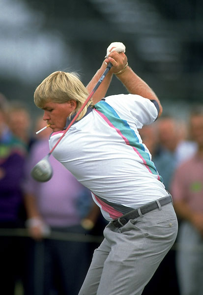 """""""I don't care what anybody says. The first tournament is not the hardest to win, it's the second.""""                             — John Daly, after winning the 1992 B.C. Open"""