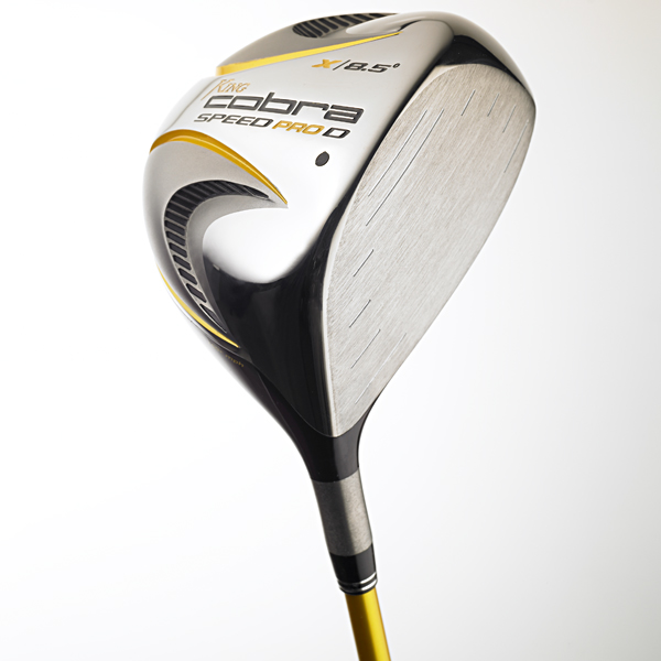 """Driven to extremes                           Knowing the geometry of your driver                           can boost your distance. (And we                           thought """"Isosceles"""" was that hot                           exchange student from Greece!)                                                      Cobra Speed ProD                                                      Who it's for: Low handicappers                                                      Cobra designers tried to make this                           deep titanium clubface as hot as they                           could. But they couldn't make it too hot                           and still meet USGA guidelines. So Cobra                           added a dual rhombus insert along                           the inner walls of the face. This slows                           down the center so the measure of                           """"characteristic time"""" (face springiness)                           won't exceed USGA limits. But you still                           get faster (and legal) ball speeds across                           more of the face. Speed Pro D can be                           adjusted to suit your swing weight                           and/or lie angle preferences.                                                      $399, graphite; cobragolf.com                                                                                 • Find the right driver for your game with our interactive driver fitting, powered by Hot Stix."""