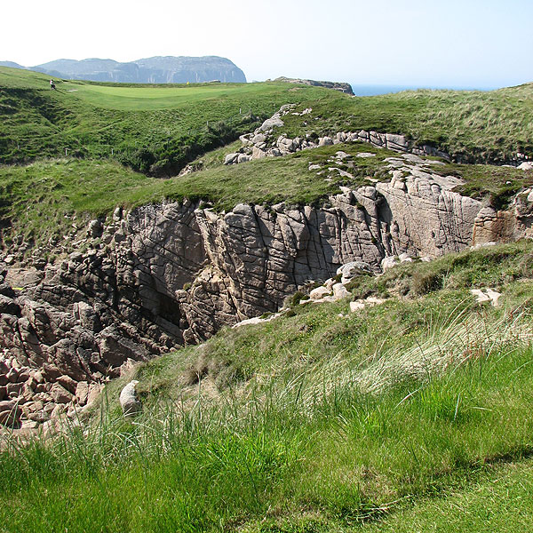 """If you can play Cruit Island on a clear day and not say that you had an absolute blast, then you've just got no golf heart — worse, no golf imagination,"" Coyne said.                                                                                                             Course Called Ireland: Crush on Cruit Island"