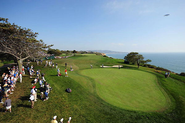 Fifty-seven bogeys and seven double bogeys were made on the fourth hole in the first round.