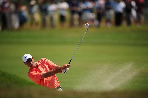 Stewart Cink                           Duluth, Ga.                           Age: 35                           RC Rank: 8                            Driving Yds. 296.3 (29th)                           Fairways Pct. 56.40% (179th)                           GIR Pct. 67.47% (18th)                           Putting Avg. 1.765 (28th)                                                      Ryder Cup (3) 3-5-4                           World Rank 9th                                                      Cink provided one of the few U.S. highlights at                           the '06 Ryder Cup, thumping Sergio Garcia in                           a satisfying but irrelevant singles match. Few players wield a long                           putter better than Cink, who is also an excellent iron player, especially                           mid-irons. However, he has cooled off since he won in Hartford in late                           June, with no top 30 finishes since then.