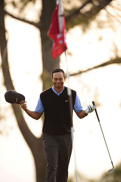 Best Player: Tiger Woods                           The only player whose numbers remotely rival Tiger's in the last decade (56 wins, 12 majors) is Annika Sorenstam (54 wins, 8 majors), and she compiled hers in nine years because she retired a year ago.