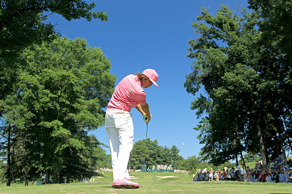Fowler, who was the 2010 PGA Tour Rookie of the Year, is still searching for his first victory.