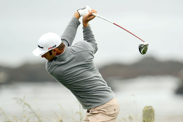 is one of the longest hitters on the PGA Tour, and he has won back-to-back titles at the AT&T Pebble Beach National Pro-am.