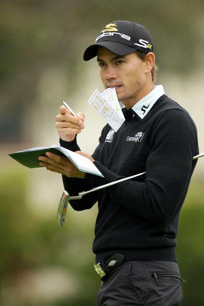has one career top 10 at the U.S. Open, a T9 in 2008 at Torrey Pines.