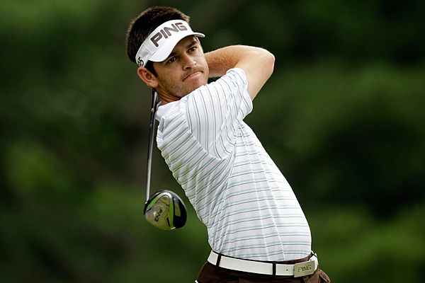 Louis Oosthuizen and fellow South African Charl Schwartzel, the Masters champ, tied for ninth.