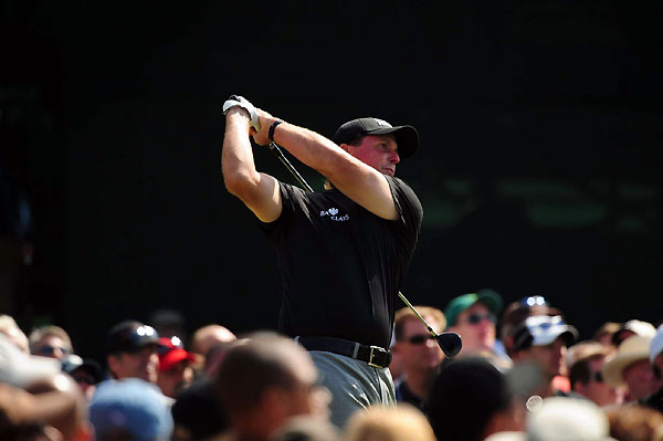 Phil Mickelson                           Rancho Santa Fe, Calif.                           Age: 38                           RC Rank: 12                            Driving Yds. 295.4 (38th)                           Fairways Pct. 55.57% (185th)                           GIR Pct. 65.79% (40th)                           Putting Avg. 1.767 (33rd)                                                                                 Ryder Cup (6) 9-12-4                           World Rank 2nd                           Mickelson has had an O.K. year, for him — two                           wins, five other top 10s — but problems with                           his driver kept him from filling the void created by the injury to Tiger.                           Mickelson has spent too much time in the left rough and has been an                           inconsistent putter. Now he's facing Ryder Cup scar tissue: He's 3-9-2                           in the last three Cups and hasn't won in singles since 1999.